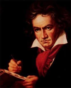Ludwing Van Beethoven. Uno de los mejores compositores del mundo