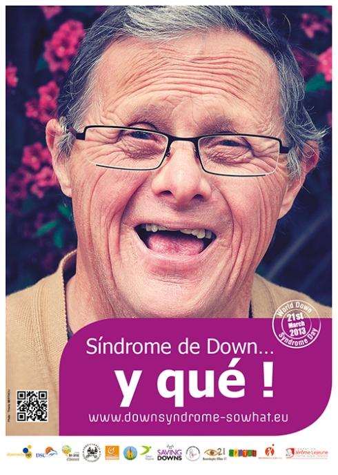 Discapacine - Sindrome de Down y qué